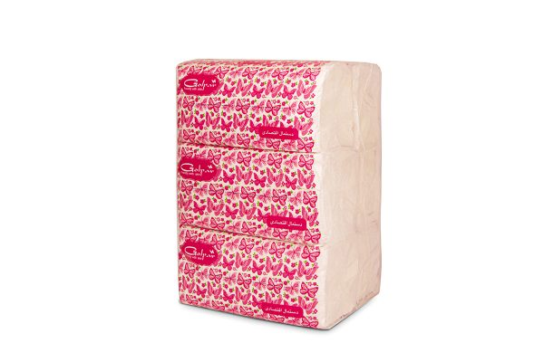 دستمال کاغذی 100 برگ دو لایه اقتصادی
